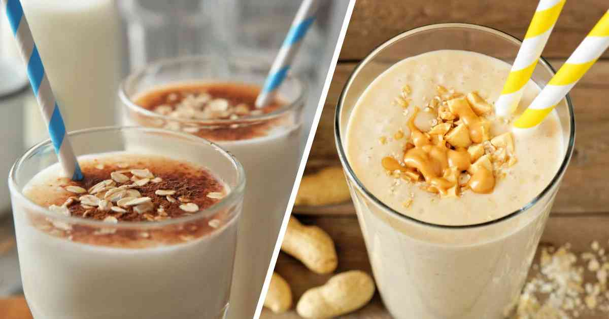 Top 10 Recipes for Weight Gainer Shakes