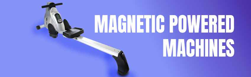 Magnetic Powered Machines