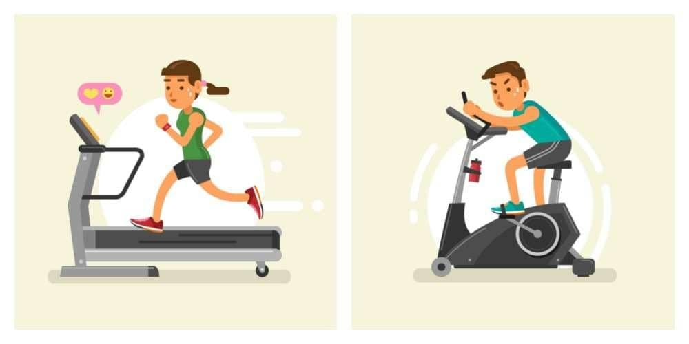 Treadmill Vs Stationary Bike - What Are the Differences