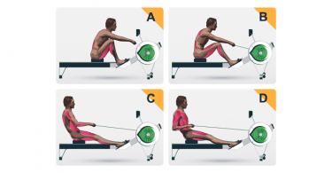 how to use rowing machine at gym