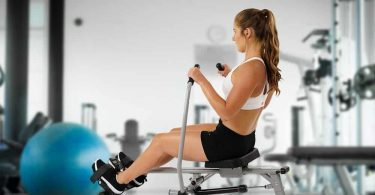 Sunny Health & Fitness SF-RW5639 Review