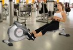 Sunny Health & Fitness SF-RW5515 Magnetic Rowing Machine Review