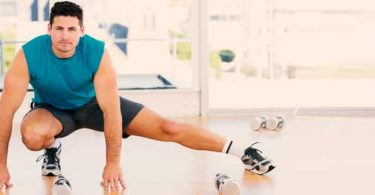 How to Lose Thigh Fat for Men